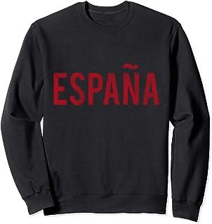 Spain Espana Sweatshirt