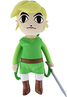 Legend of Zelda Spirit Tracks Link Plush 18