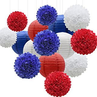 Best red and blue birthday decorations Reviews
