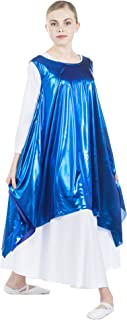 Danzcue Girls Celebration of Spirit Dance Drapey Tunic Tank Pullover