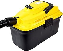 Syntrox Germany 10-litrowy odkurzacz przemysłowy na mokro i na sucho z zaworem spustowym
