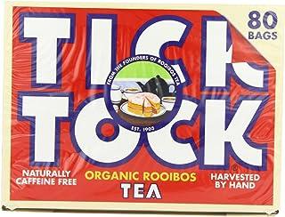 Tick Tock Organic Rooibos Tea Bags 80 Per Pack