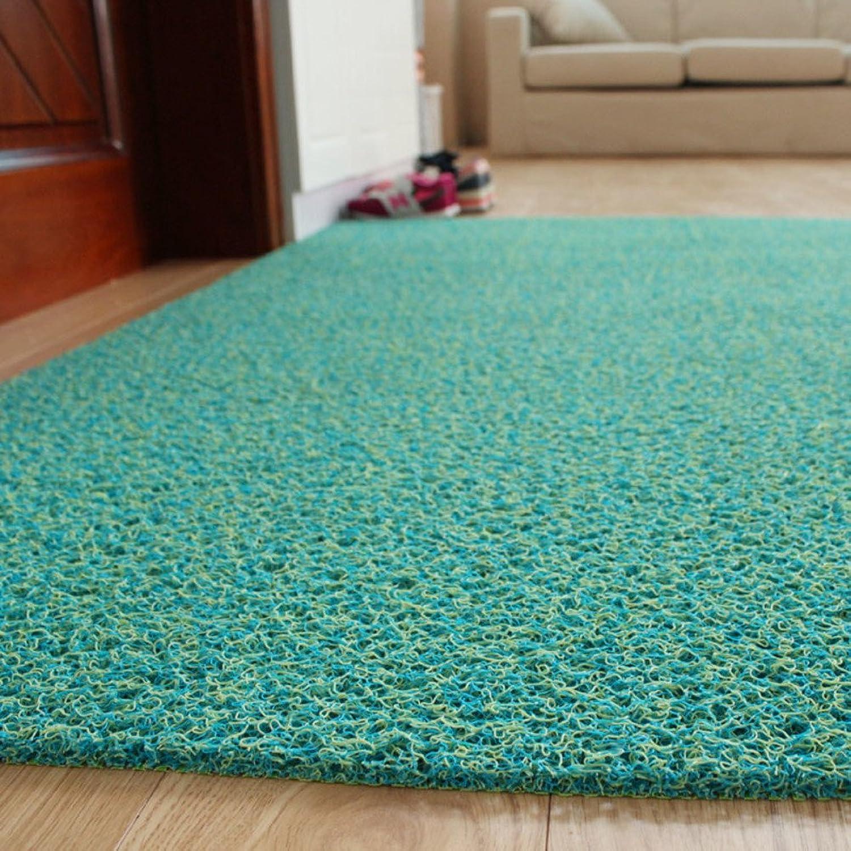Wire Enclosure mat,Doormat,Door mats Entrance mat Bathroom Non-Slip mats-B 120  180cm