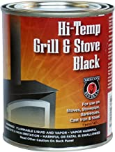 MEECO'S RED DEVIL 403 Hi-Temp Grill and Stove, Black