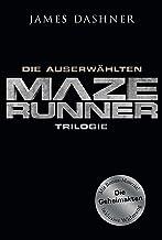 Die Auserwählten – Band 1-3 der nervenzerfetzenden Maze-Runner-Serie in einer E-Box!: Mit Bonusmaterial (Die Auserwählten ...