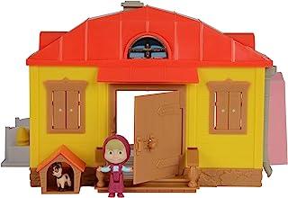 مجموعة لعب بتصميم منزل ماشا من ماشا اند ذا بير