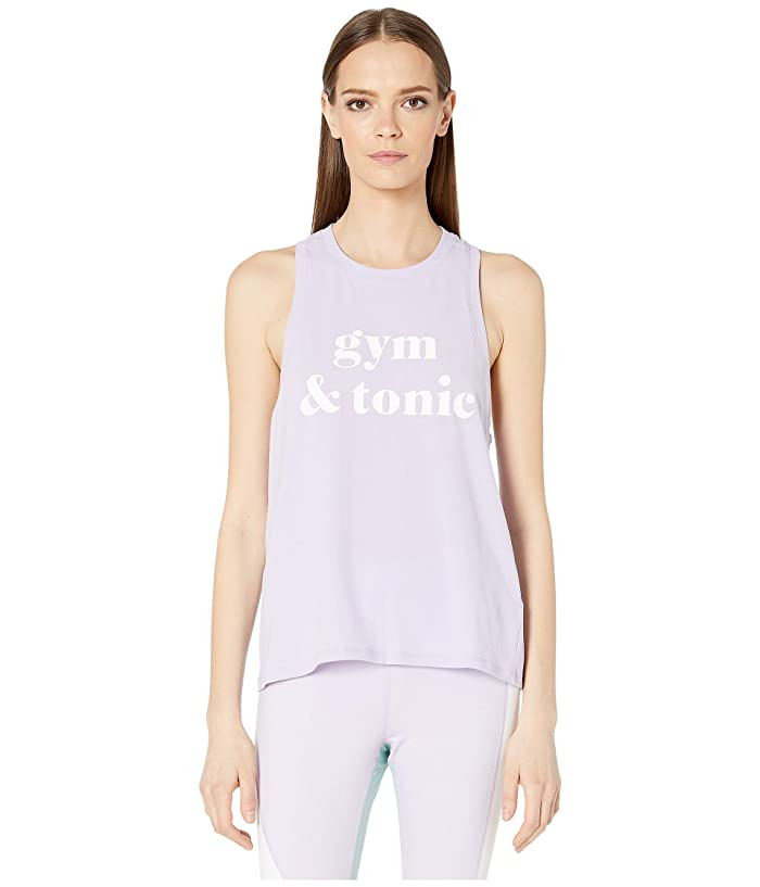 Kate Spade New York Athleisure Gym and Tonic Tank (Frozen Lilac) Women