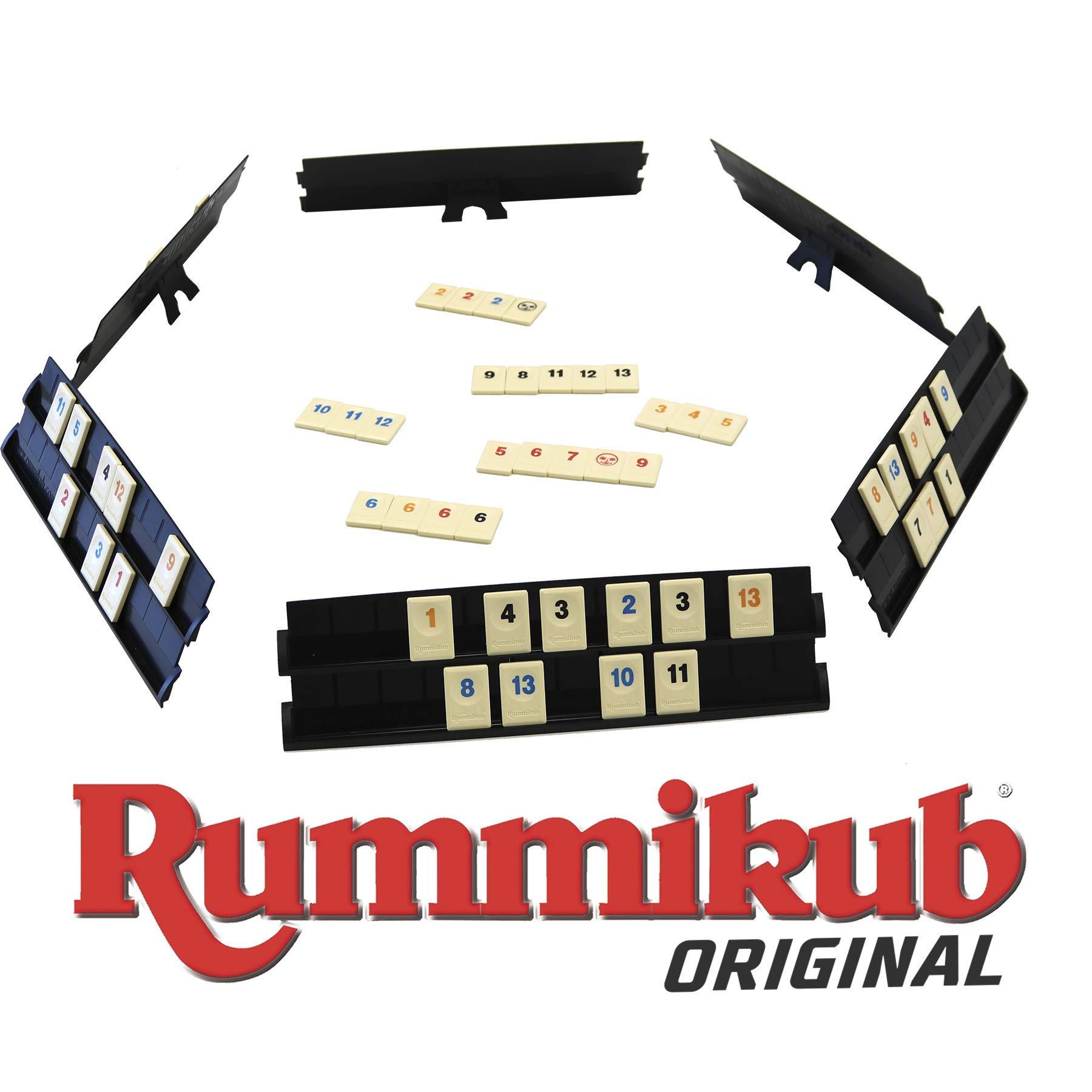 Goliath 50400 - Juego Rummikub Original - Clásico, Español: Amazon.es: Juguetes y juegos