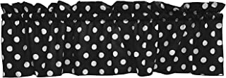 Best polka dot curtains black and white Reviews