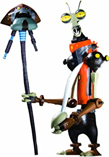 DC Unlimited Ratchet and Clank: Series 2: Rusty Pete Action Figure