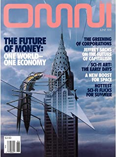 OMNI Magazine June 1991