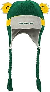 NCAA by Outerstuff Children Boy's Ears Trooper Winter Hat, Dark Green, 1-Size
