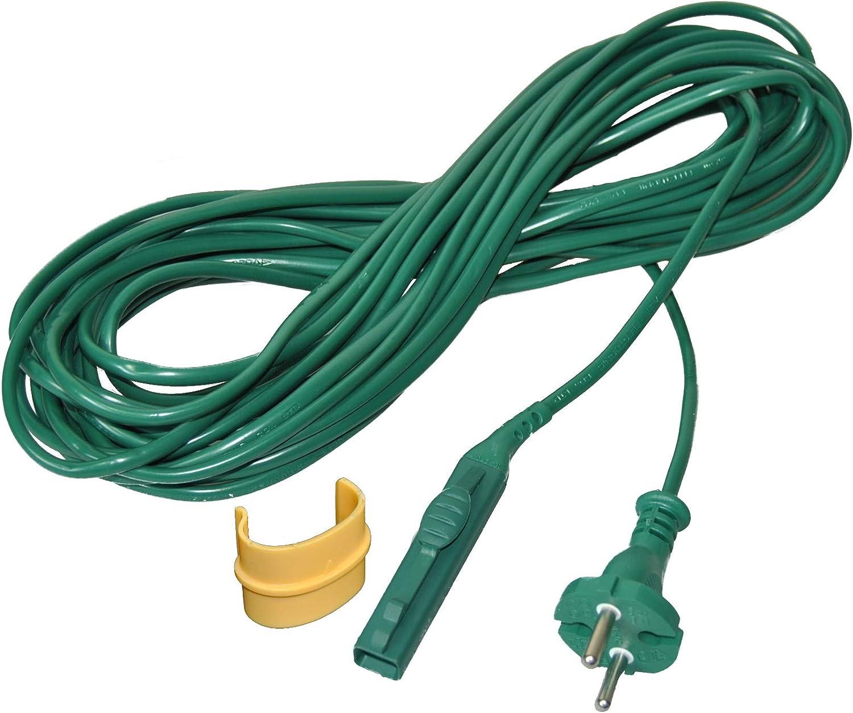 Aresgo - Cable para Vorwerk Kobold 140 (10 m)