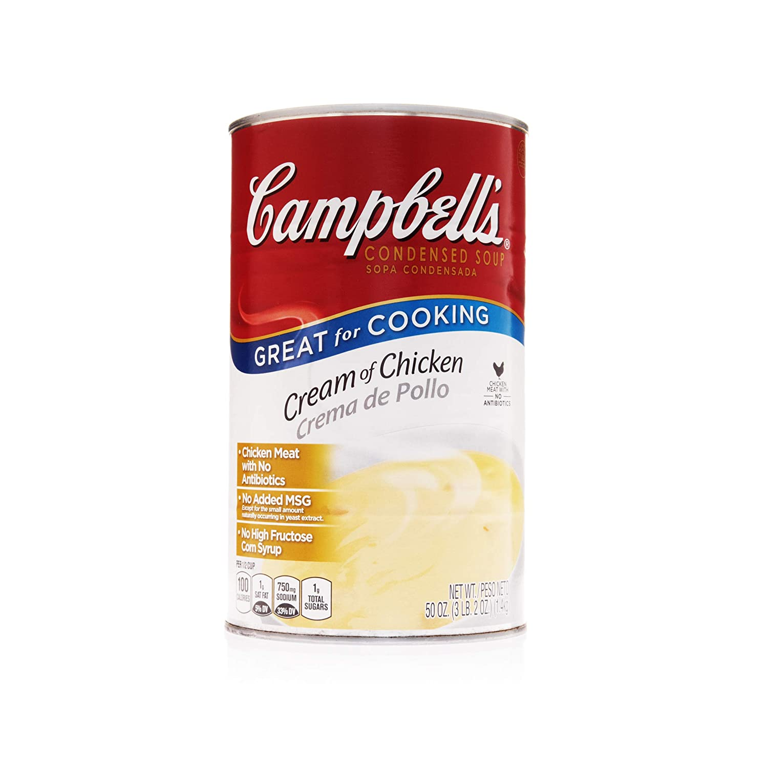 Campbell's Classic Fresno Mall Condensed Cream of P Ounce 50 Soup Chicken Max 83% OFF