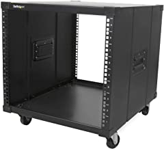 StarTech.com Portable Server Rack with Handles - Rolling Cabinet - 9U (RK960CP)