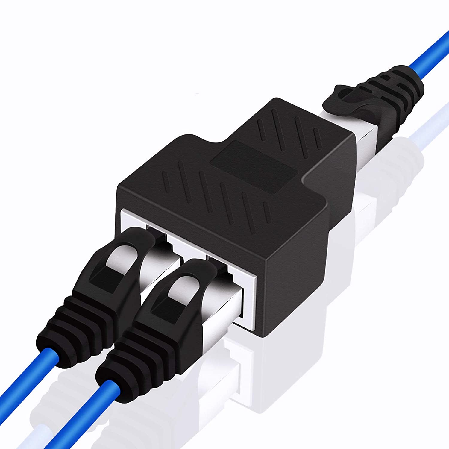 Sale SALE% Max 63% OFF OFF SENHUO RJ45 Ethernet Splitter Connector with Compatible Adapter