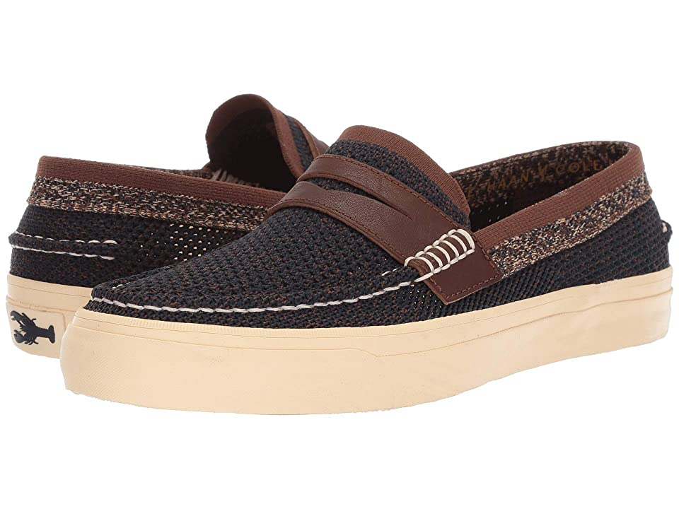 Cole Haan Pinch Weekender Luxe Stitchlite Loafer (Navy/Pine Cone/Curds & Whey) Men