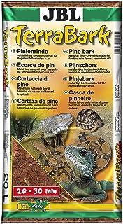 JBL - Sustrato de Suelo para terrarios de Bosque y Selva Tropical, Corteza de Pino, TerraBark