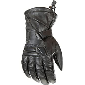 Joe Rocket 1344-1003 Wind Chill Men's Cold Weather Motorcycle Riding Gloves (Black, Medium)