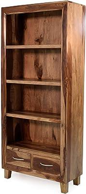 VICCO Raumteiler Karree 16 Fächer Bücherregal Standregal
