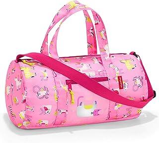 Reisenthel Mini Maxi Dufflebag Kids ABC Friends Pink Sports Bag 38 cm 10 litres ABC Friends Pink