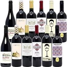 シニアソムリエ厳選 直輸入 赤ワイン12本セット((W0AK33SE))(750mlx12本(6種類各2本)ワインセット)