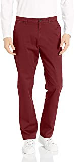 Goodthreads Amazon Brand Men's Standard Athletic-Fit Washed Chino Pant
