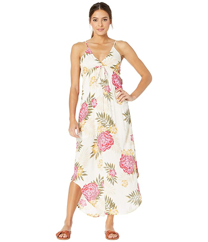b3e53dd1cfe Billabong Like Minded Maxi Dress (Cool Wip) Women