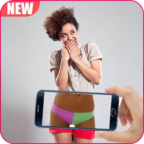 Xray Body Scanner  Simulator Sexy Girls Cloth Camera Prank