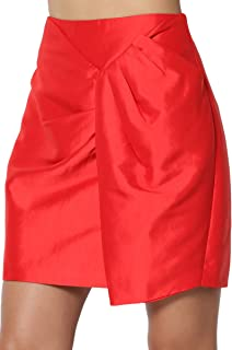 Best wrap red skirt Reviews