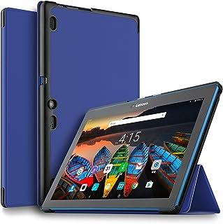 IVSO Lenovo Tab 10 Funda Case, Slim Smart Cover Funda