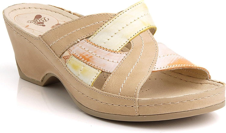 Batz Sun Hochwertigem Komfortschuhe, Lederschuhe, Lederschuhe, Pantolette, Sandalette, Damen  bis zu 70% sparen