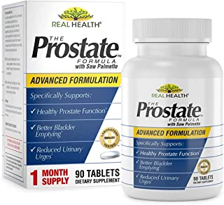 Real Health The Prostate Formula, 90 Tablets