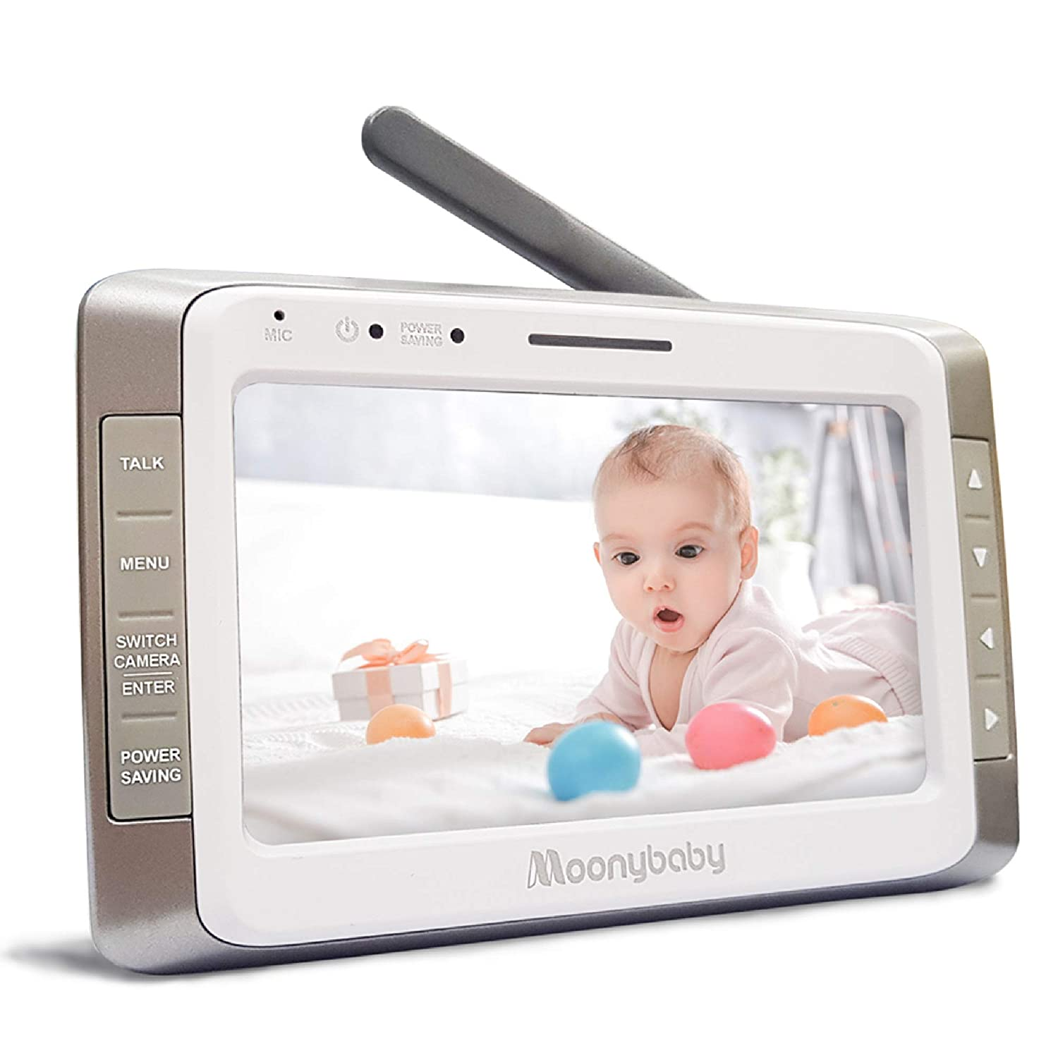 Moonybaby Replacement Monitor for the Model of Moonybaby Trust 50 and 50-2 (MB55935 and MB55935-2T)