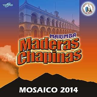 Mosaico 2014: A Bailar Chapines / Alegrías de Sumpango / Así Te Soñe / Costa Alegre / Campiña de Mi Pueblo / Flores Costa Cuca / San Antonio Aguas Calientes / San Andres Itzapa