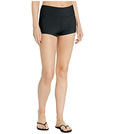 Hurley 2 Hybrid Shorts (Black) Women