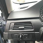 T/ürleisten Aschenbecher passend f/ür Ihr Fahrzeug Mittelkonsole Carbon schwarz Interieurleisten 3D Folien SET 100/µm stark 12 tlg