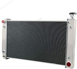 Aluminium Radiator For 1988-1995 Chevrolet C1500 K1500  Suburban 5.0 5.7 2Row