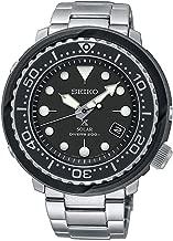 Seiko Prospex Tuna Sea Solar Diver's 200M Steel Watch SNE497P1
