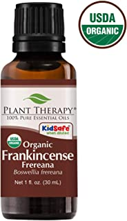 pure organic frankincense essential oil