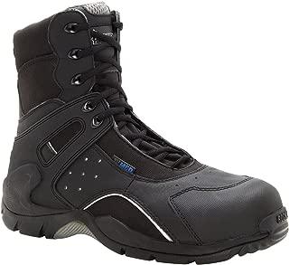 Rocky Men's 1st Med Carbon Fiber ST Toe Puncture-Resistant Side-Zip WP Boot-FQ0911113