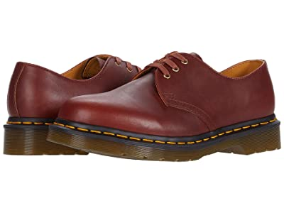 Dr. Martens 1461 (Brown) Industrial Shoes