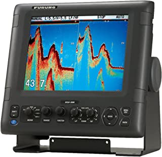 """Furuno FCV295 Color LCD 1/2/3KW Transmitter 28-200Khz Operating Frequency Fish Finder, 10.4"""""""