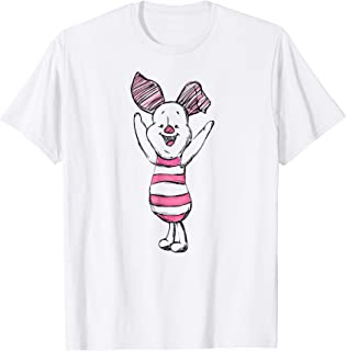 Disney Happy Piglet T Shirt