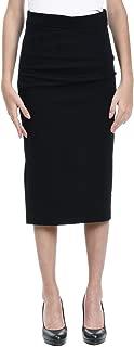 JUCCA Luxury Fashion Womens J3015100003 Beige Skirt | Fall Winter 19