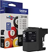 Best Brother Genuine Standard Yield Black Ink Cartridge, LC201BK, Replacement Black Ink, Page Yield Up To 260 Pages, Amazon Dash Replenishment Cartridge, LC201BK Review