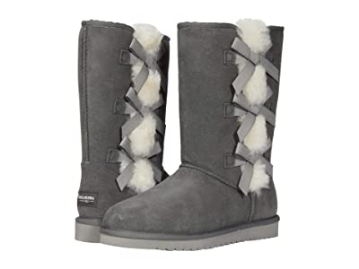 Koolaburra by UGG Victoria Tall (Stone Grey) Women
