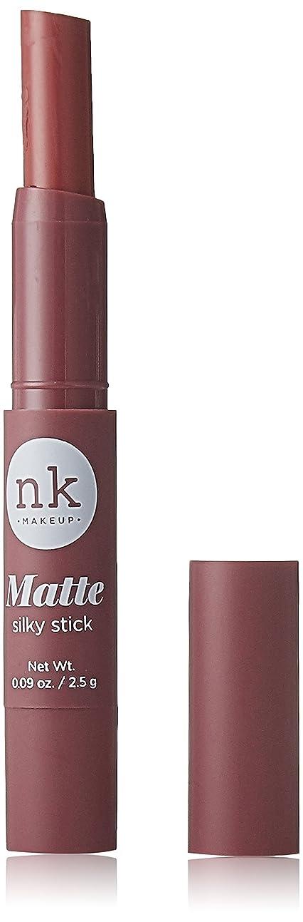 不完全振動するレパートリーNICKA K Silky Matte Stick - Tosca (並行輸入品)