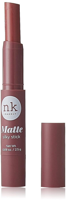 カスタム司令官抜け目のないNICKA K Silky Matte Stick - Tosca (並行輸入品)