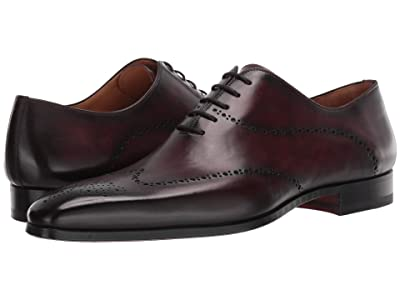 Magnanni Jethro (Burgundy) Men